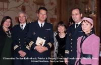 Sauvard. Salon Histoire et Littérature, Prix Du Guesclin 2012. Cercle des armées.