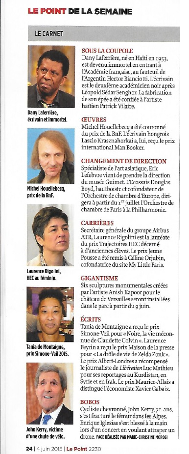 Article Le Point Prix Simone Veil 2015