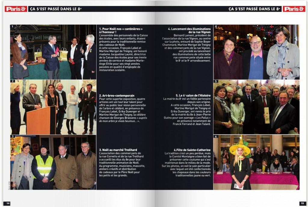Article Paris 8 - 4ème Salon de l'Histoire