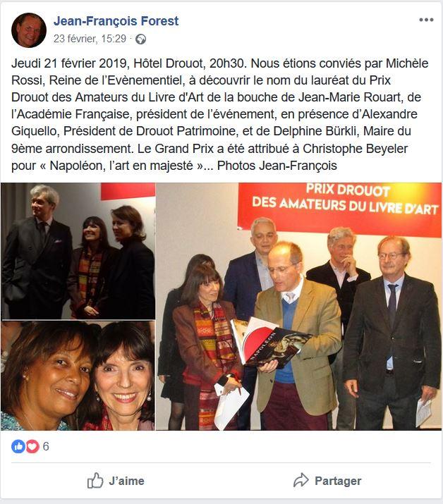 Facebook Paristoire 23.02.19