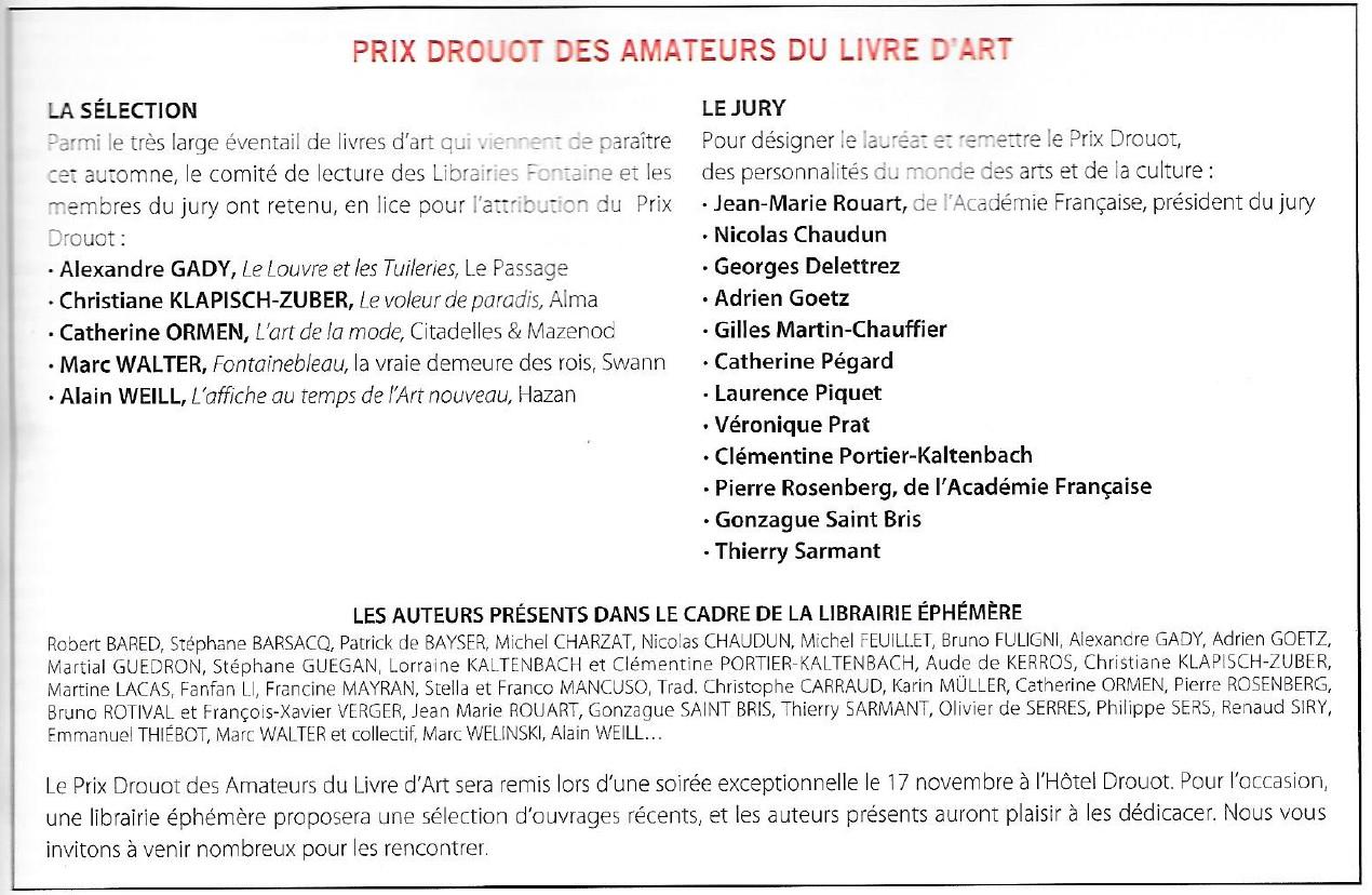 Gazette Drouot 6.11.15