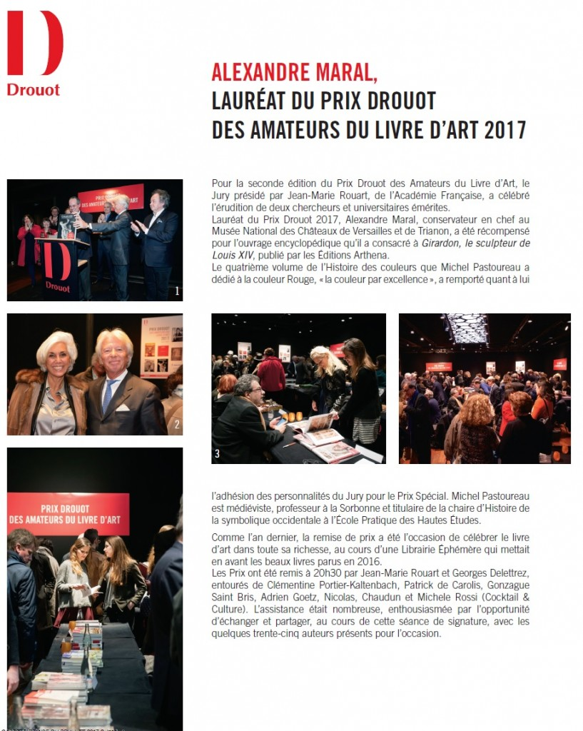 Gazette de Drouot - Prix Drouot 2017 - 1