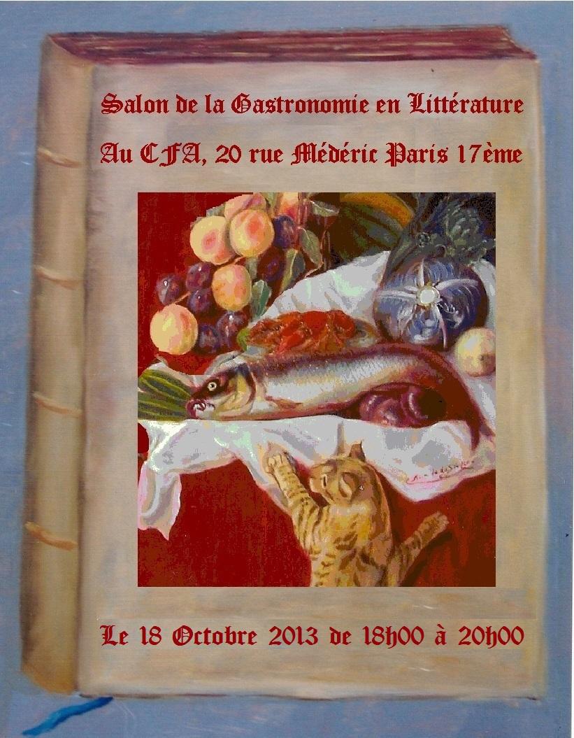 L 39 inde invite d 39 honneur au 3 me salon de la gastronomie for Salon de la gastronomie paris