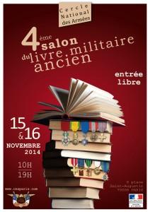 Salon du Livre Ancien Militaire