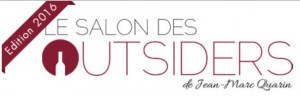 Logo Salon des Outsiders 2016