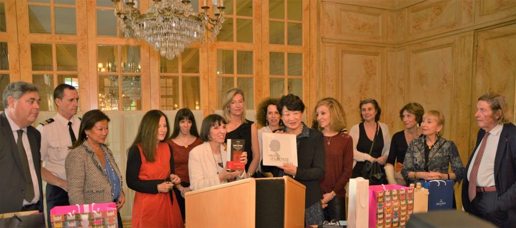 Prix Simone Veil 2