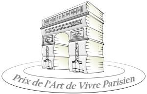 Logo Prix de l'Art de Vivre Parisien HD