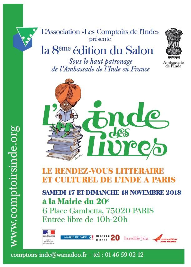 L'inde des livres 2018