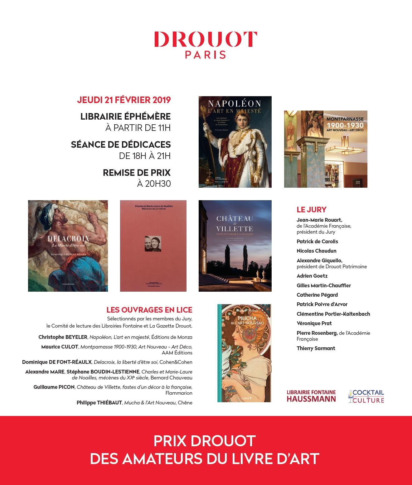 Gazette de Drouot février 2019