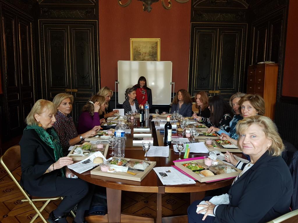 Déjeuner de délibération Prix Simone Veil 2019 - 3