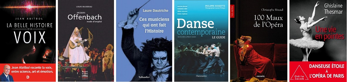 Finalistes Prix Georges Bizet 2019
