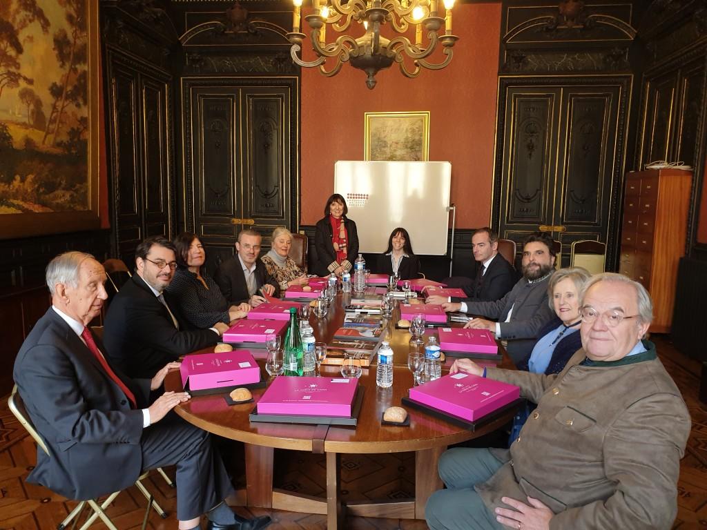 Déjeuner délibération Prix du Guesclin 2019 - 1