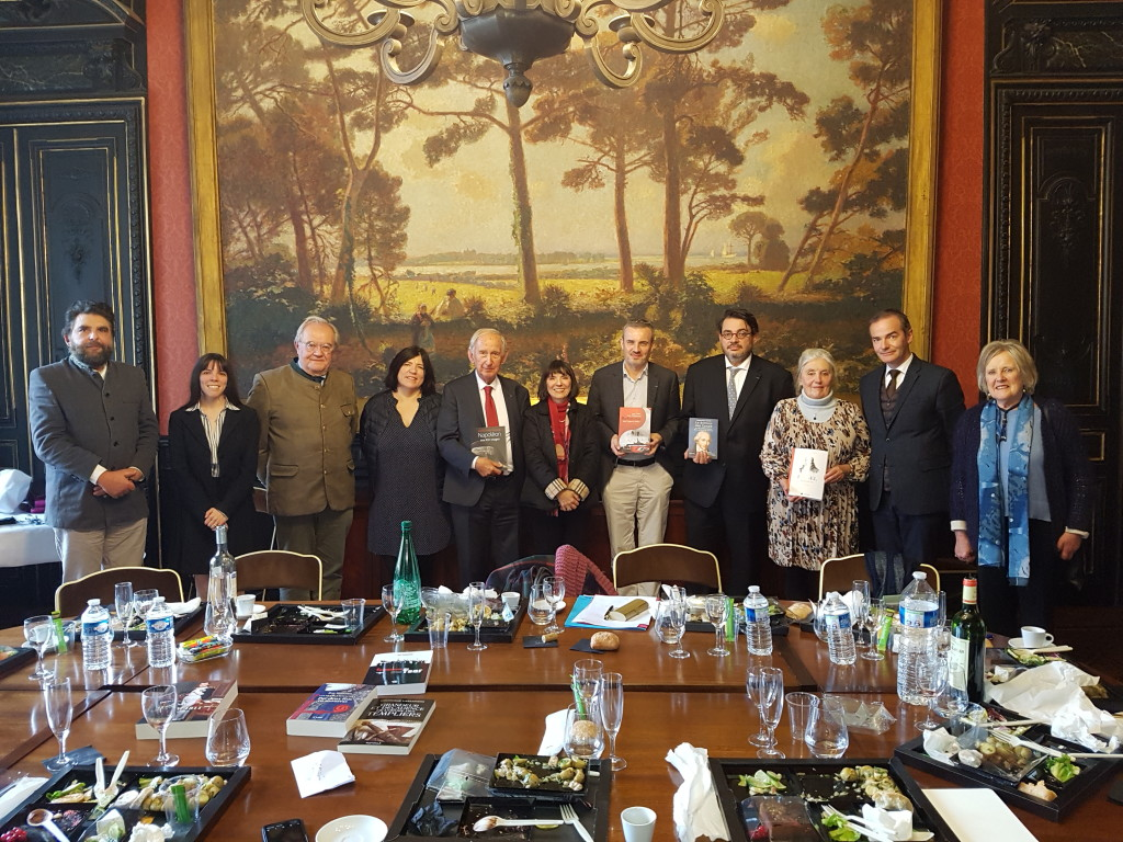 Déjeuner délibération Prix du Guesclin 2019 - 2